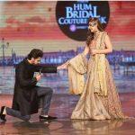 Farhan Saeed Once Again Purposes Urwa at Bridal Couture Week