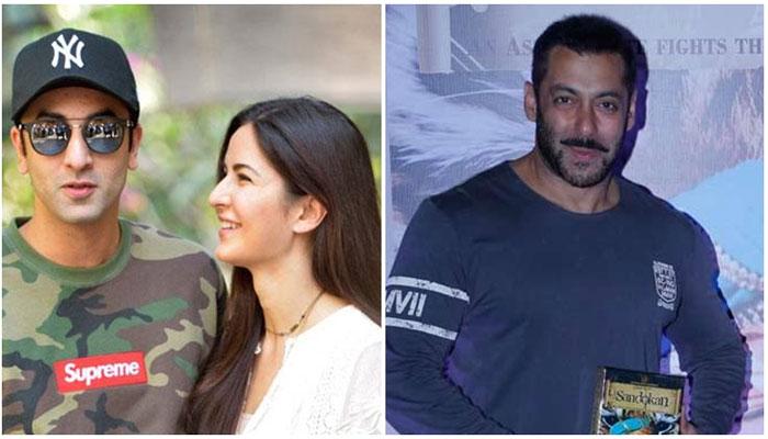 Salman Khan annoyed with Ranbir Kapoor due to Katrina Kaif?
