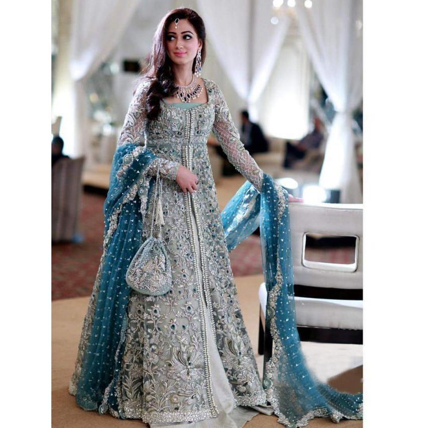 Most Recent Pakistani Bridal Dresses 2019 For Girls Bridal