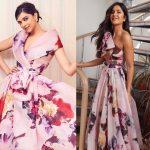 Katrina Kaif, Deepika Padukone wore the similar floral dress.