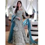 Most recent Pakistani Bridal Dresses 2019 For Girls