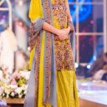 Best Mehndi Dresses For Pakistani Brides