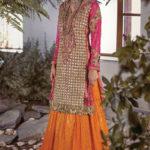 Best Pink Pakistani Bridal Dresses