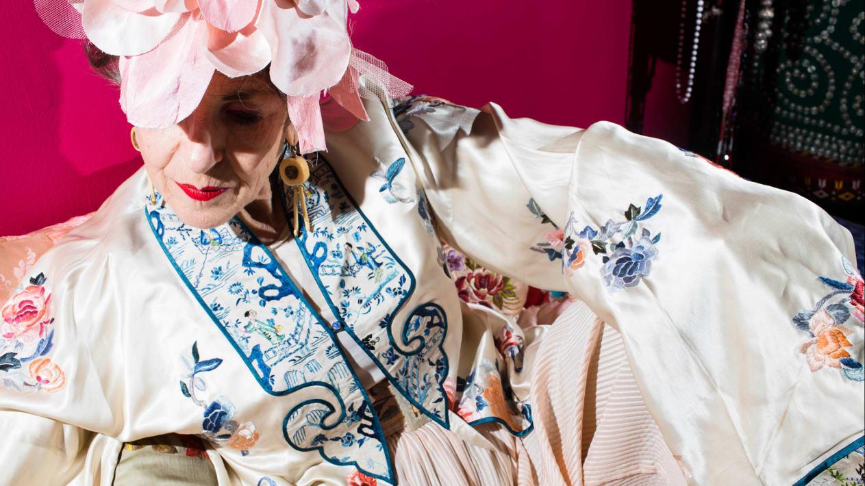 New York's most stylish senior on fashion and spirituality